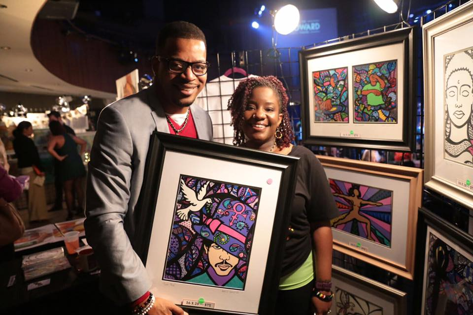 RAW DC CUSP Art Showcase 2017